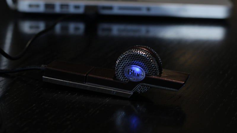 Blue Microphones Tiki Gallery