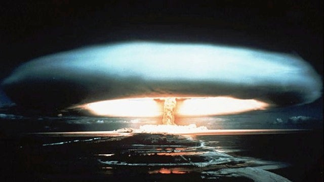 NASA Says Nuclear Warfare Could Reverse Global Warming But Also Bring Famine and Disease