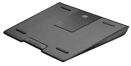 Cooler Master NotePal Infinite Cools Your Laptop (and Your Lap)