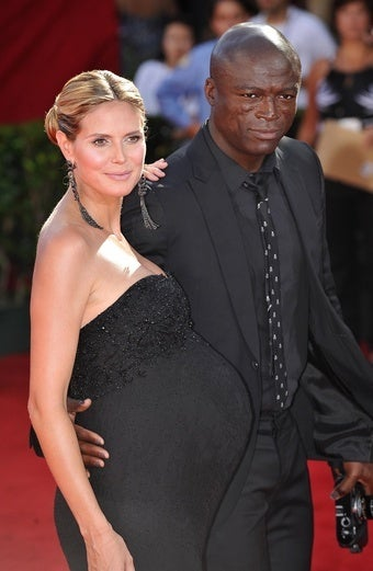 Celebrity Gossip Ad Infinitum: The Heidi Klum Birth Timeline