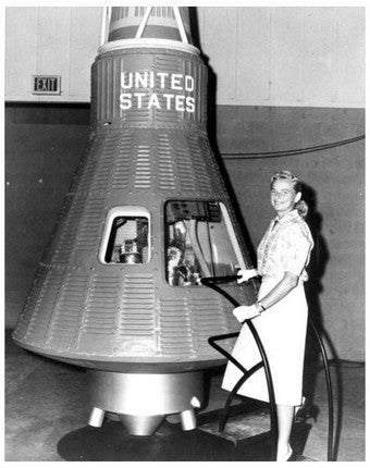 Grounded: Why Thirteen Women Never Made It To Space