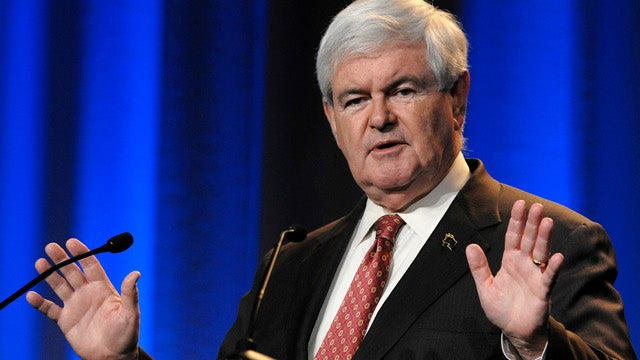 Gingrich Doesn't Address His Supporter's Assertion That Obama Is Muslim