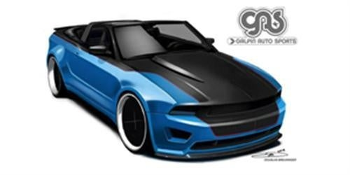 Ford Bringing Slew Of Tarted-Up 'Stangs To SEMA