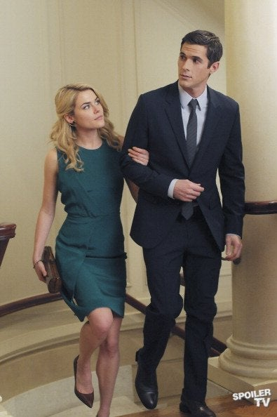 666 Park Avenue Episode 1.10 promo photos