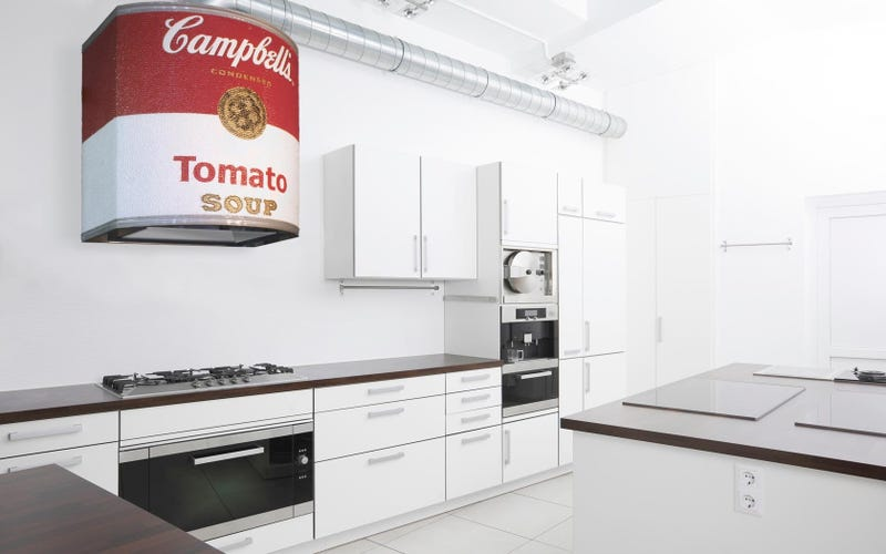Unedited: Should Your Kitchen Appliances Be Pieces of Modern Art?