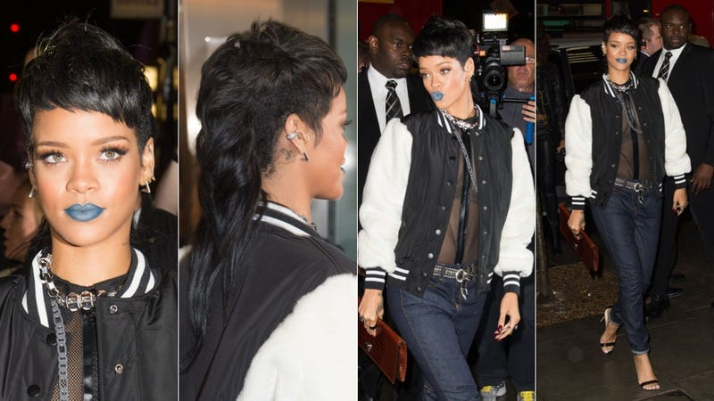 Did Rihanna Get Funky With Tobias Fünke?