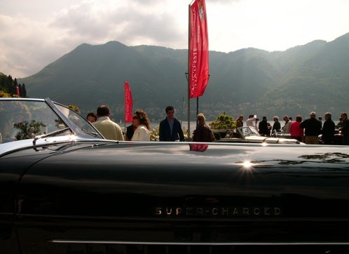 The Concorso d'Eleganza is Huge Fun (If You Don't Take it Too Seriously)