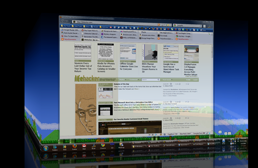 DeskHedron Adds 3D Virtual Desktop Eye-Candy to Windows