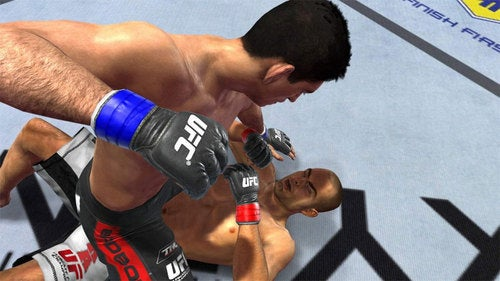 THQ Puts UFC License Into Submission Hold Until 2018