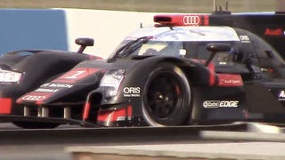 The Audi R18 Looks Even More Insane For 2015