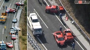 More on Japan's multi-Ferrari crash, Ram Power Wagon wins real truck award, and the Saab story continues