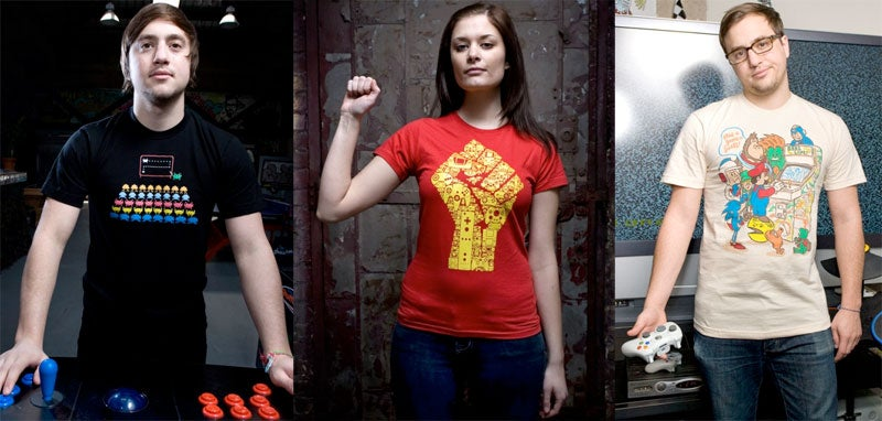 Threadless $10 Sale Lets You Dress For A Whole Week For The Price Of One Game