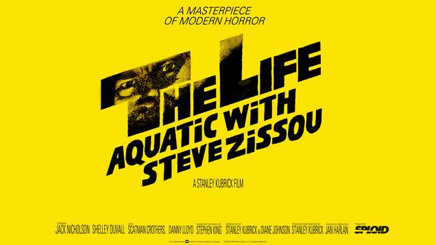 The Life Aquatic trailer in