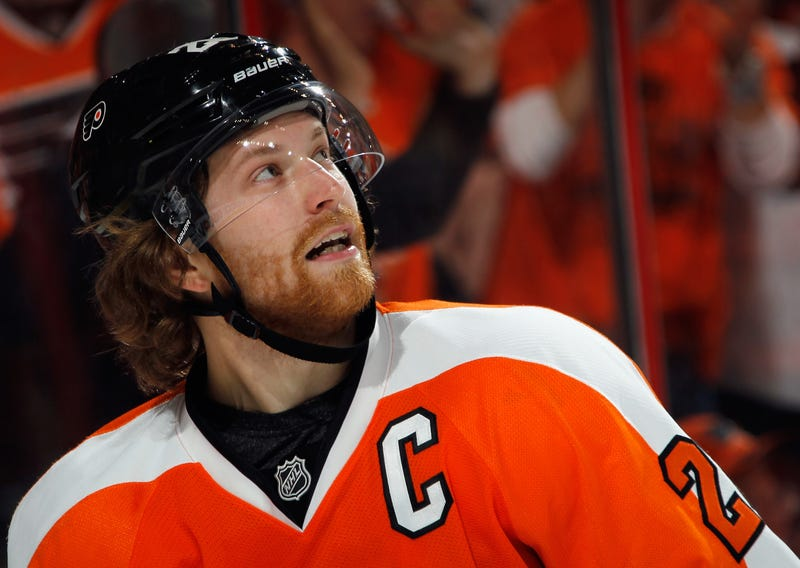 Claude Giroux Reportedly Arrested After Ass-Grabbing A Cop