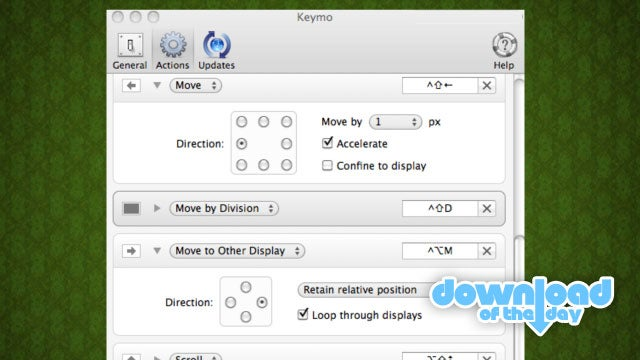 Keymo Lets You Control Your Mouse Via Keyboard Shortcuts on Mac
