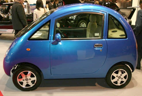 Tang Hua XY08 Chika, An Electric Car For The Ladies Of Paris