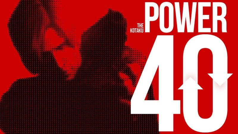 One Leaves, One Enters Kotaku's Power 40