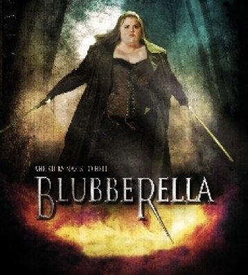 "Uwe Boll makes Blubberella — ""the first female fat superhero"""