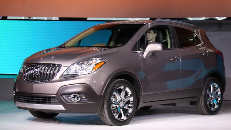 Buick Encore: Live Photos