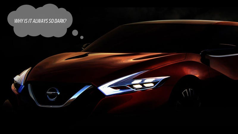 Could Nissan's Detroit Sports Sedan Concept Be A Datsun 510 Revival?