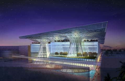 Masdar HQ: World's First Positive Energy Building
