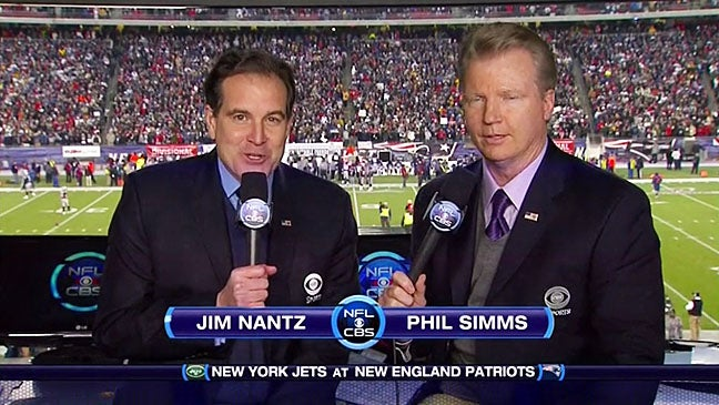 CBS's NFL Deal Means More Phil Simms, The Return Of Saturday Football