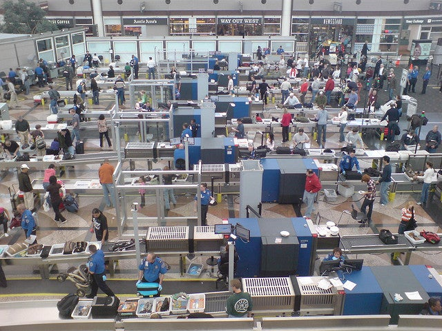 "British Airways Slams TSA Over ""Completely Redundant"" Airport Security"