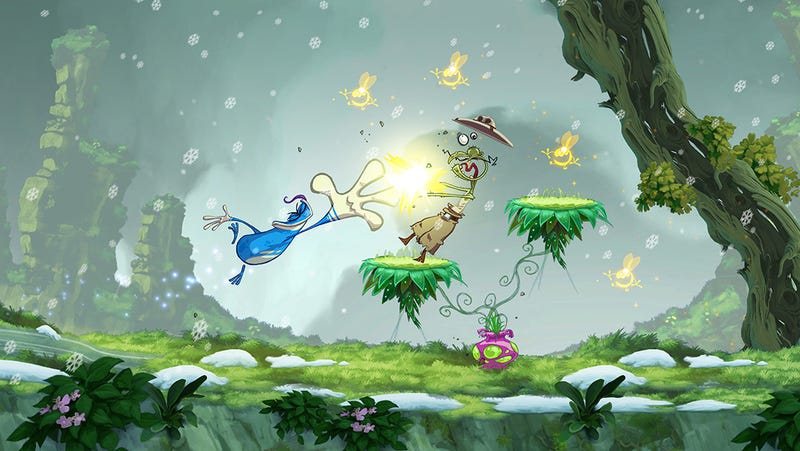 Now There's Even More Rayman Jungle Run to Love