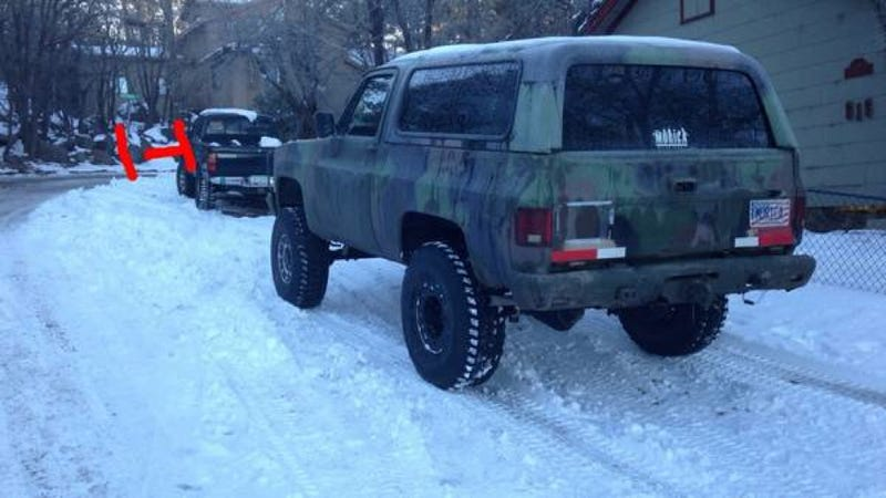 This Gruff Old Army Truck Has The Perfect License Plate