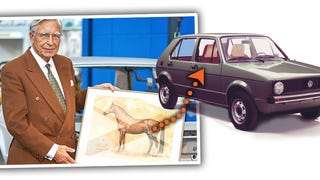 Wait The VW Golf Was Named After A Horse