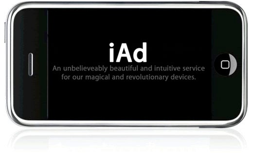 "Rumor: ""iAd"" Mobile Advertising Platform Is Apple's Next Big Thing"