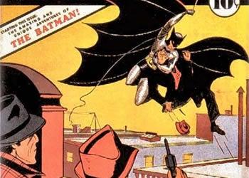 Batman Breaks Superman's Sales Record