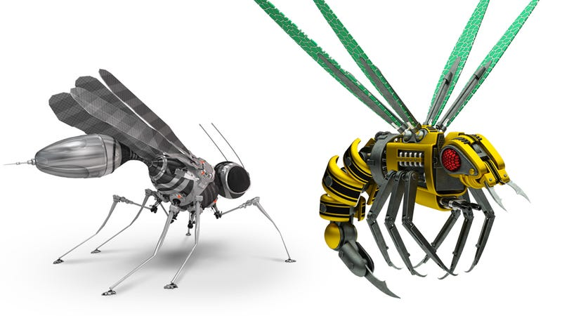 5 Ways Cyborg Insects Could Change The World