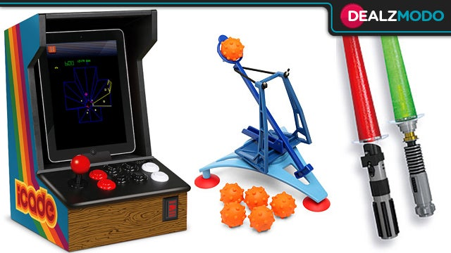 Wonderful Geeky Toys You've Always Wanted Is Your Thinkgeek-Special Deal of the Day