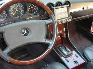1984 Mercedes Benz 500SL for $85,000!