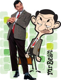 Mr. Bean Stumbles Onto DS, Heads For Wii