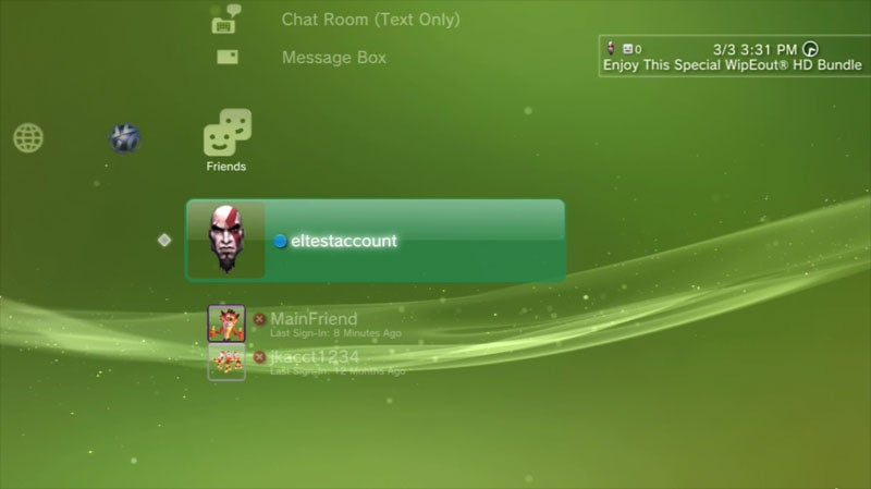 PS3 3.10 Update Adds Facebook Features, Fixes Up Friends List