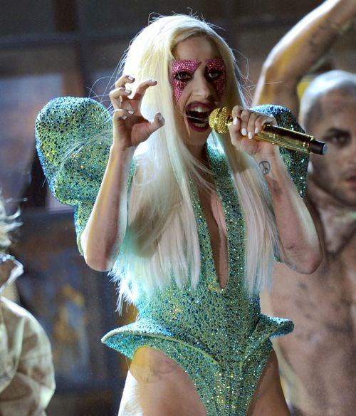Lady Gaga Was Robbed