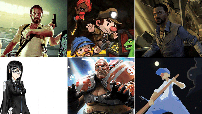 Patricia's Top Ten Games of 2012