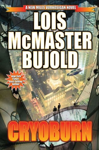 The io9 Book Club is in session! Let's talk about Lois McMaster Bujold's Cryoburn