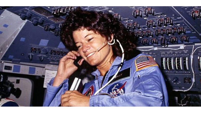 Ride, Sally Ride: Spielberg's Lady Astronaut Show Is a Go