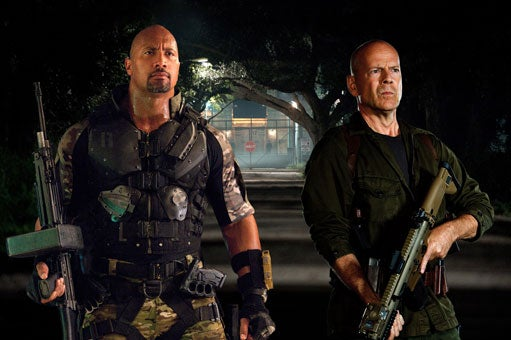 G.I Joe: Retaliation Still