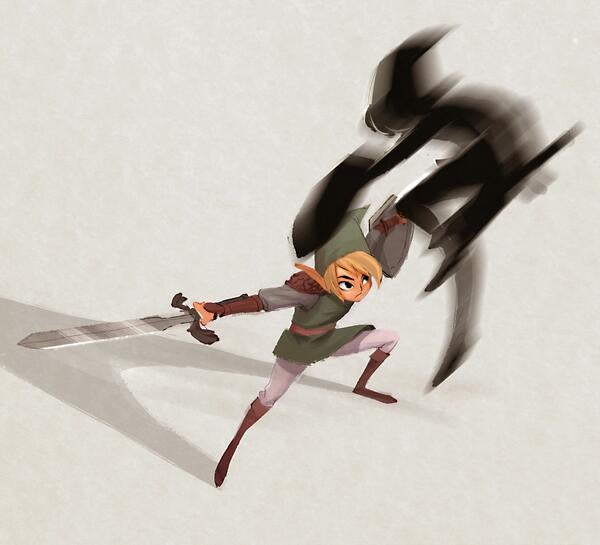 It's Link, Just Not As You Know Him
