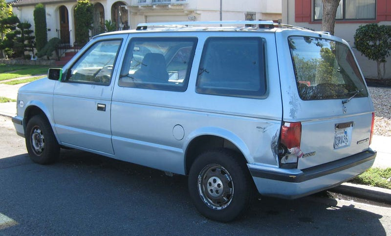 1990 Dodge Caravan LE