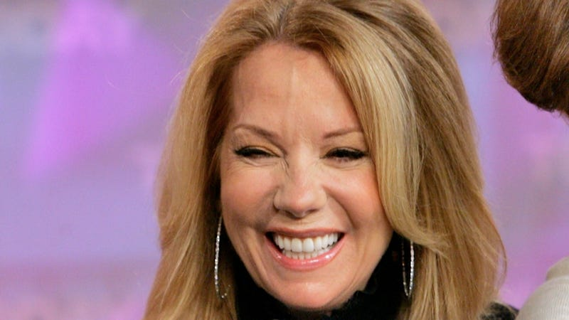 Kathie Lee Attends Her Own Broadway Show So She Can Laugh Inappropriately and Pose for Pictures