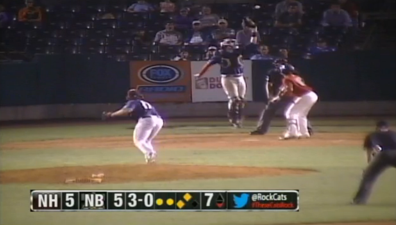 Minor League Team Wins On Walk-Off Wild Pitch During Intentional Walk