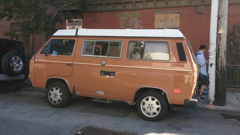 See The Country In A VW Vanagon