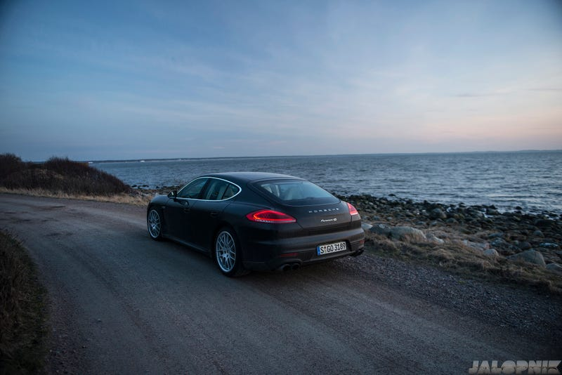 2014 Porsche Panamera 4S: The Jalopnik Review