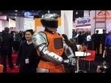 A Gamer's View of CES From Robotic Pitchman to 3D Bikinis