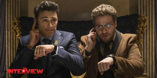 Sony Just Canceled The Interview's December 25 Release
